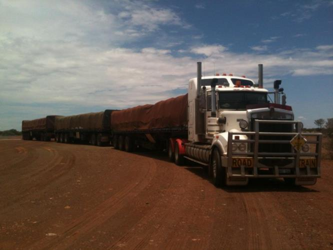 2 x Road train Drivers Required