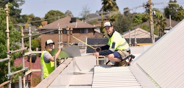 Roof Plumbers and Labourers required
