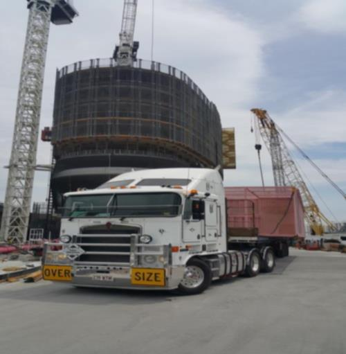 HC Truck Driver with previous Concrete Fab Experience