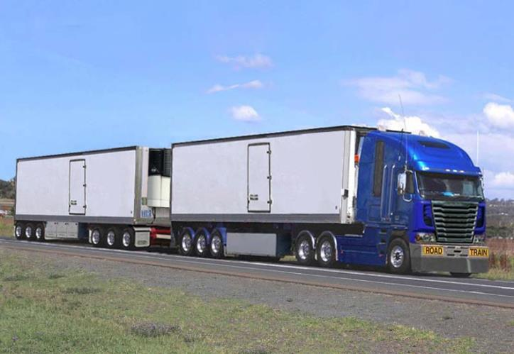 MC Road Train Driver required for Linehaul Trips