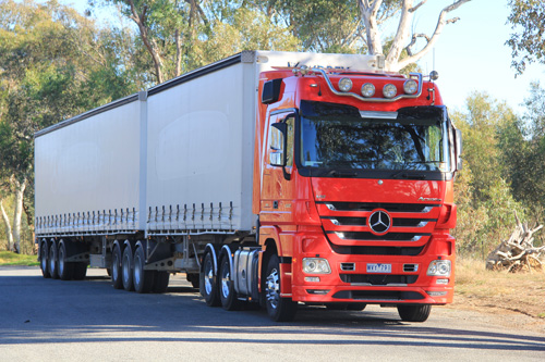 2 x MC Licence driver needed for Local 6 am Starts Eastern Creek