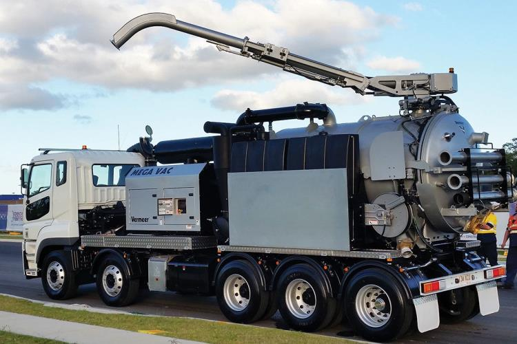 Looking for HR Vacuum truck operator