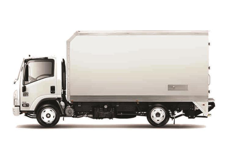 Driver with 2 Ton Delivery Van Required