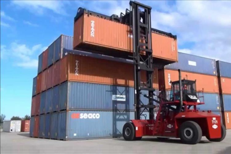 Container Forklift Driver