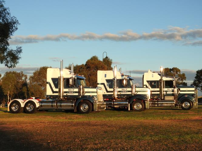 MC Grain Tipper Drivers for SA & WA
