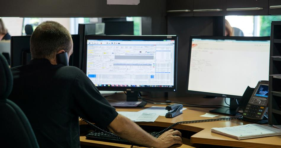 Dispatcher - 3.00  AM  $28.00 per hour