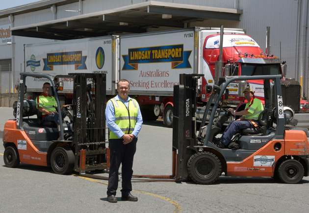 FORKLIFT DRIVER REQUIRED MELBOURNE