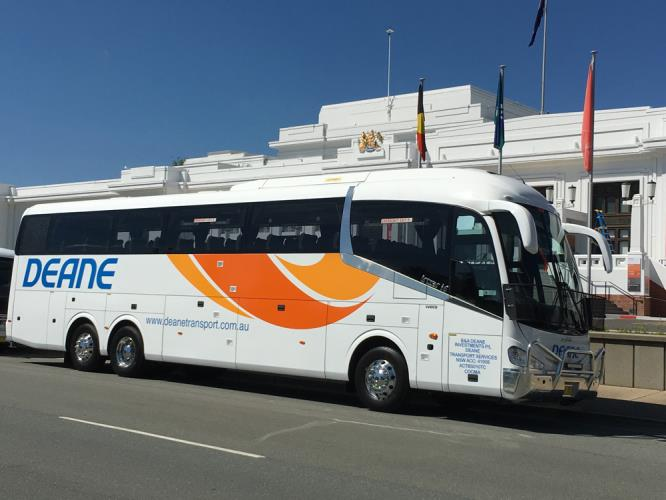 Bus Driver / Coach Driver - HR Licence - Full-Time and Casual