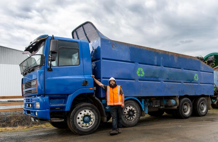 Class 5 Truck and trailer driver (relocation to NZ)