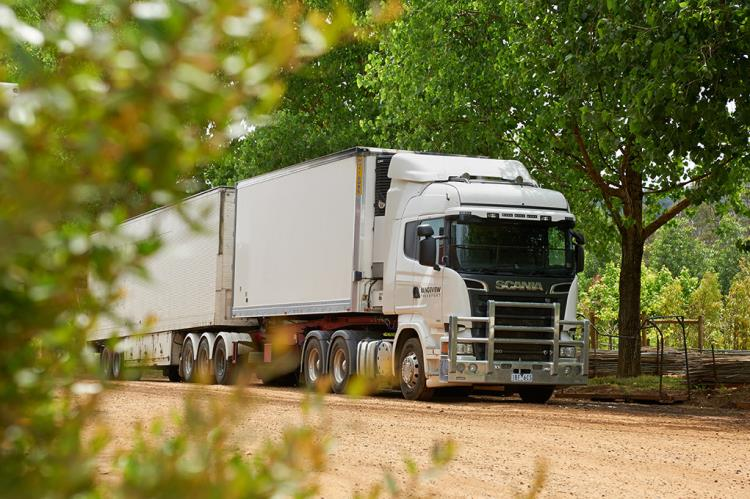 Truck Driver HC to MC Licence