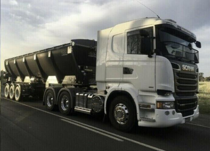 Full time HC semi Flocon driver for asphalt required