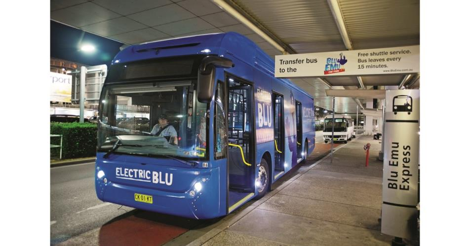 Bus Drivers - Sydney Airport