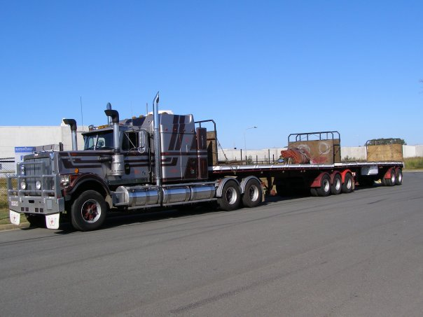 Road Train Drivers Wanted