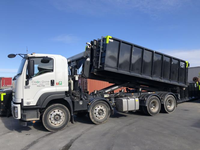 Experienced HR Hook Truck and Tipper Driver Wanted