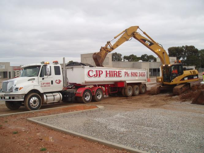 Experienced Tipper Truck Drivers Wanted