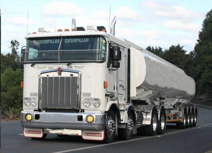 TANKER DRIVER - 3 Days per week - Ongoing