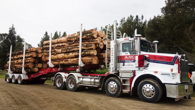 HC Log Truck Drivers Needed