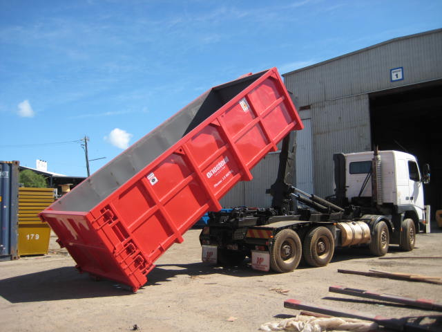 HR waste driver desirable Excavator ticket BURLEIGH HEADS