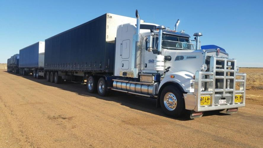URGENT: Road Train Driver tonight out of Perth