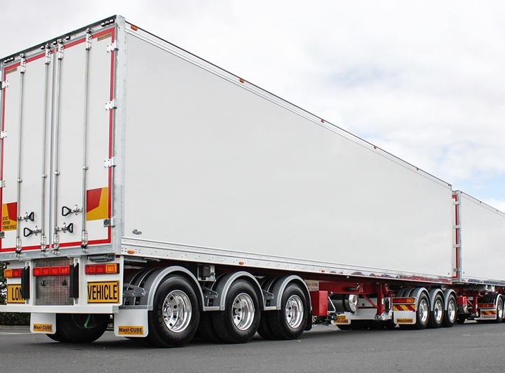 Linehaul to Adelaide (out of Bris) MC Driver 3/10/2019