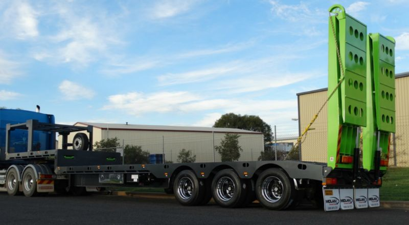 MC Local Driver - Tri Axle Trailers - Carting Machinery