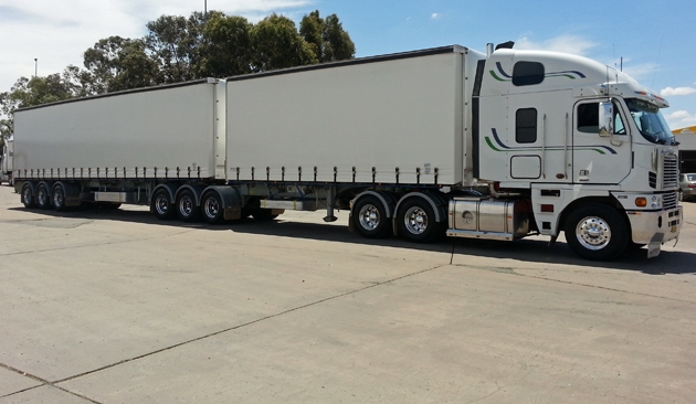 MC Distance Driver for Gold Coast to Sydney & Changeover 25/10