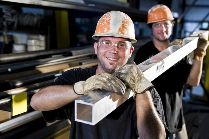 Labourer required for Steel Company Based in Heidelburg West