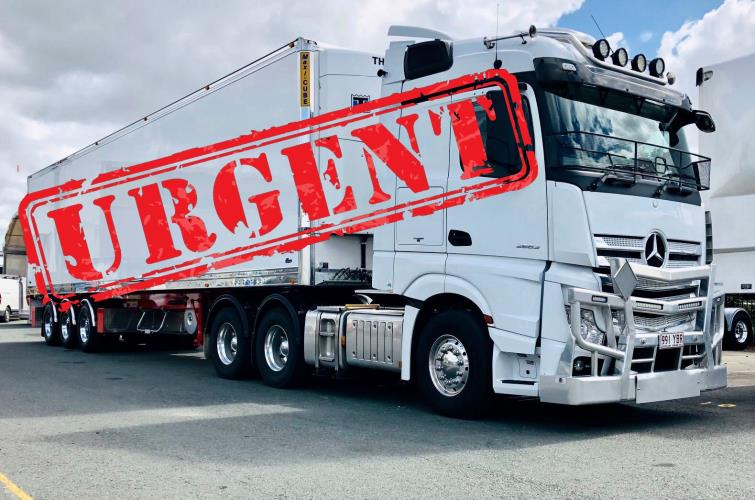 HC Refrigerated local Drivers required tomorrow Thurs 14/11/19