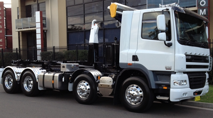 HR Driver for waste company Gold Coast