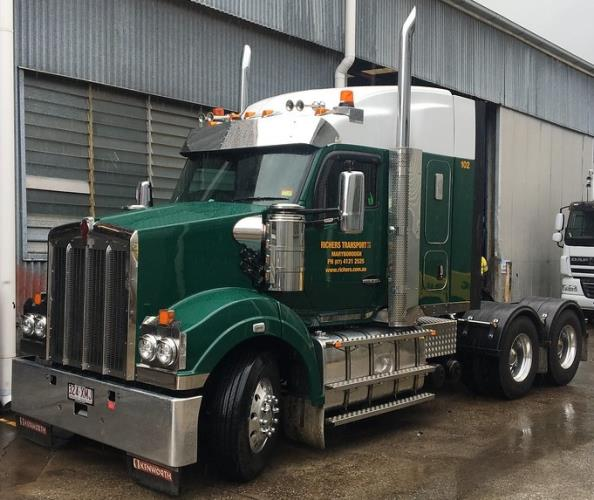 Experienced  MC drivers for Linehaul runs.  Maryborough Qld