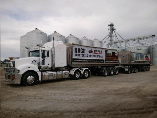 Experienced MC Truck Driver