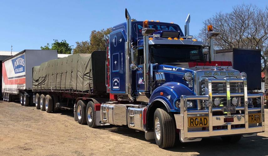 MC Drivers wanted. Mt Isa or Townsville based