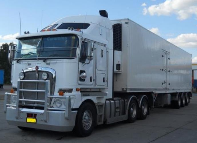 HC Driver - Refrigerated - Perth WA.