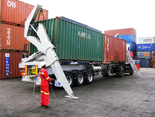 MC DRIVER Skel Containers based in Martin Perth.