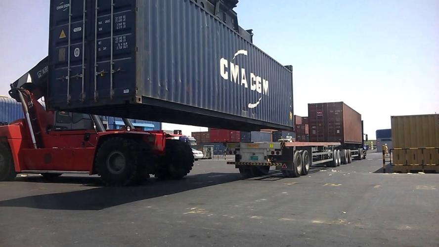 MC MSIC DRIVER Skel Containers based in Martin Perth.