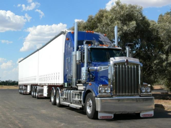 Adelaide Based MC Driver required