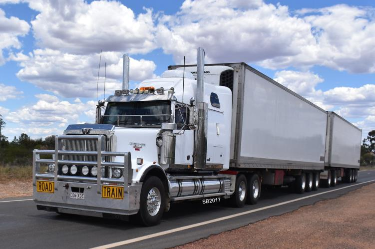 MC B Double Road Train Driver Perth to Toowoomba
