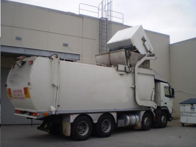 Looking for a Reliable Waste Driver.