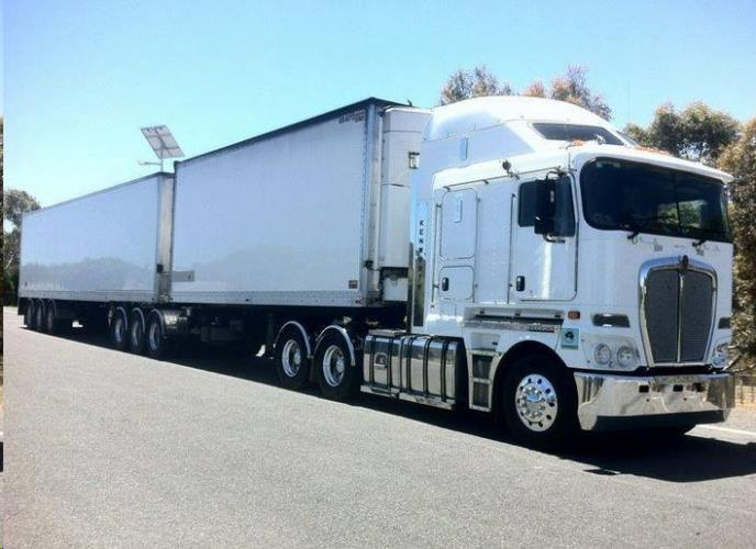 MC Linehaul  driver Horlsey Park paid KM RATE