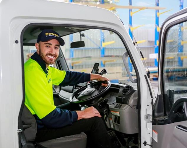 Driver - Taylors Lake VIC