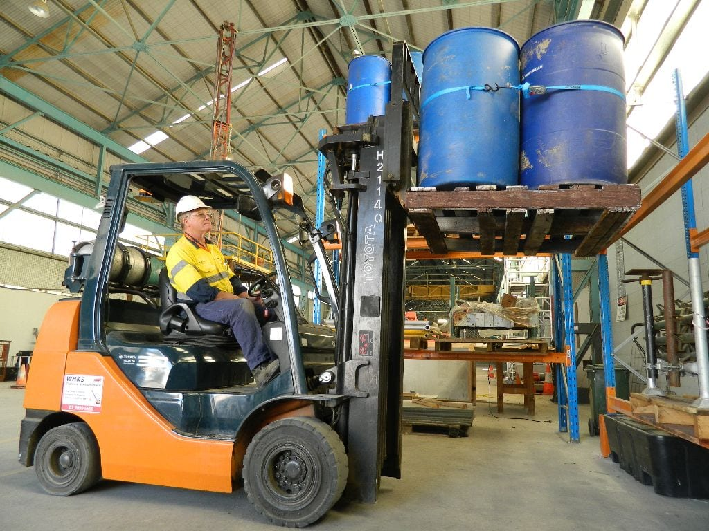 Forklift drivers required 29th Jan Sunshine west VIC