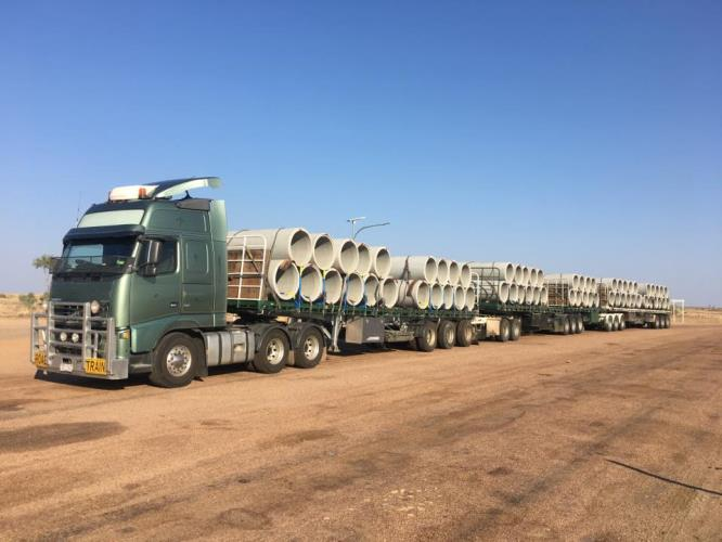 Single, B/Double and road train flat top work available