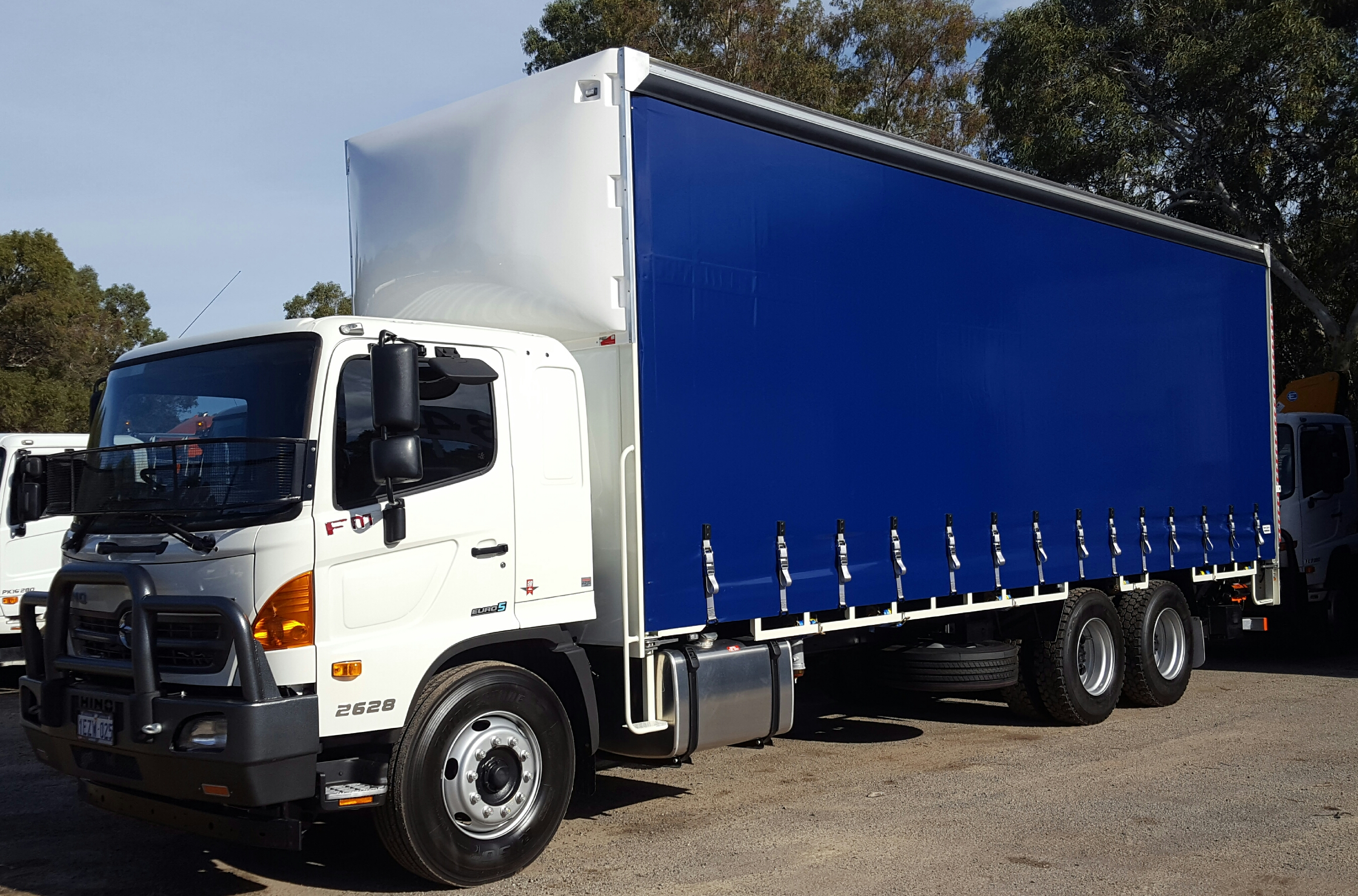 Lidcombe HR local experienced driver required starting 20th feb