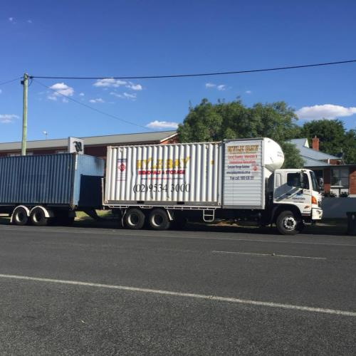 Truck Driver/Removalist