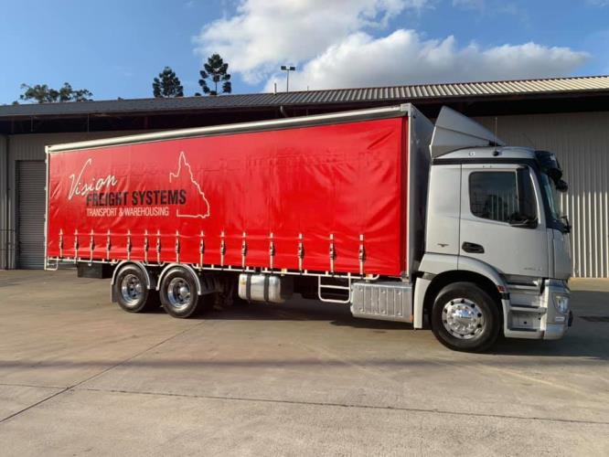 HR Driver for Townsville to Cairns