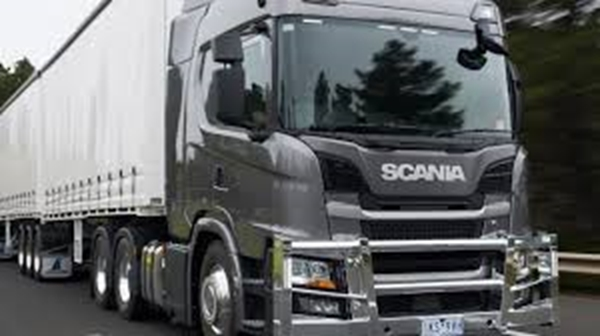 Stapylton MC D/G driver required