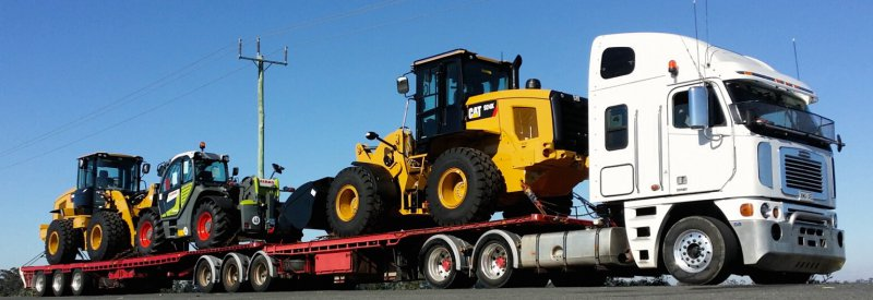 MC Yatala to Adelaide with Machinery load and unload Machinery