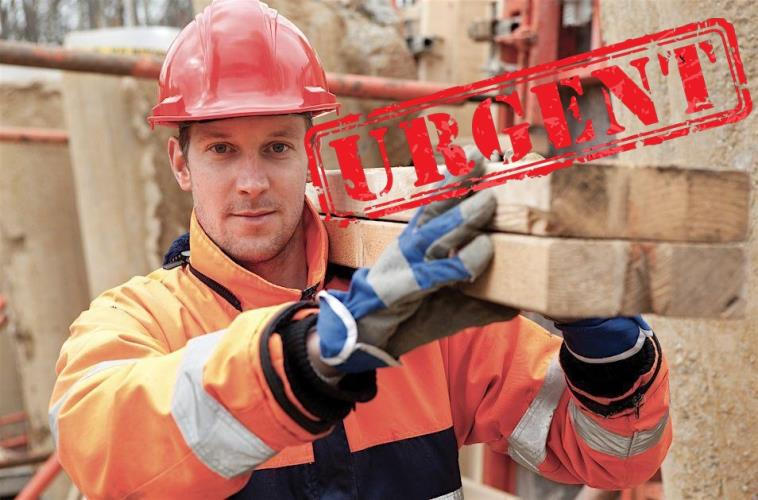 URGENT: Mackay QLD Labour offsider required TOMORROW 12/03 5pm