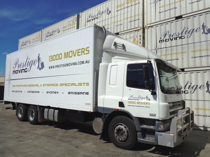 Truck Driver, Furniture Removalist