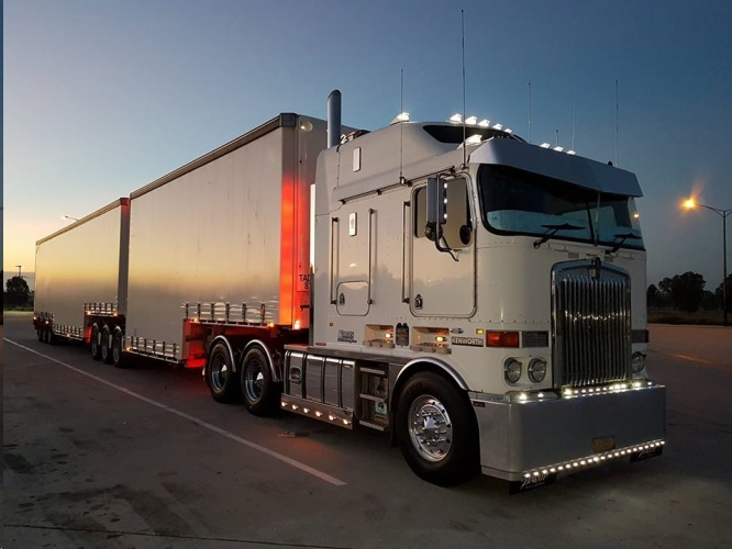 MC Linehaul Drivers linehaul out of Albury and Laverton